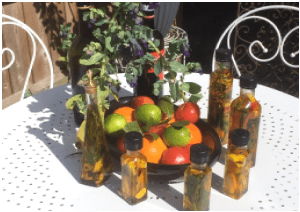 Twice Infused Oil